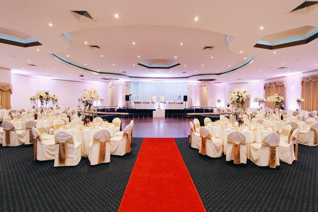 Red Carpet - Wedding Venue in Melbourne